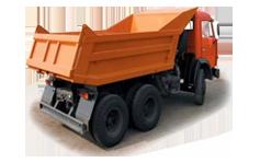 Вывоз строительного мусора на Камазе